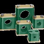 Rörhållare Rörklammer Pipe Clamps flexit hydraulics