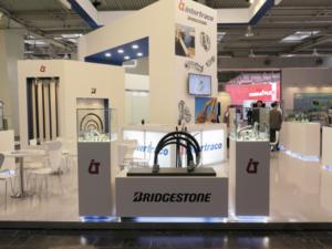 Flexit Hydraulics, Intertraco, Bridgestone